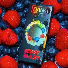 Berry Blasts Dank Carts