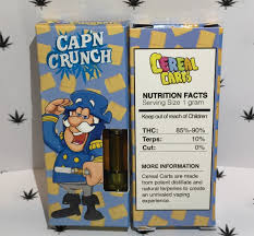 Capn Crunch Dank Cartridges