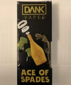 Ace of Spades Dank Vapes