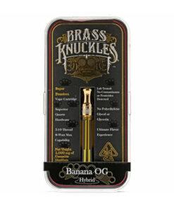 Banana OG Brass Knuckles