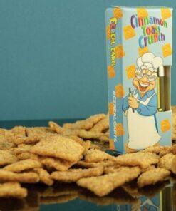 Cinnamon Toast Crunch Carts