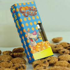 Cookie Crisp Cereal Carts