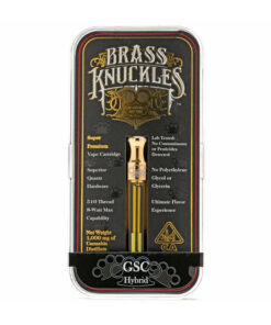Girls Scout Cookies Brassknuckles