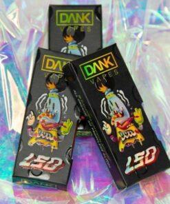 LSD Dank Vapes Cartridge