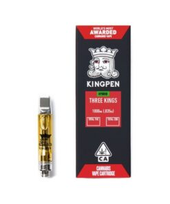 Three Kings Kingpen Vape