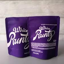 White Runtz Weed Strain