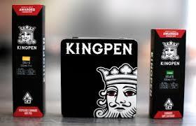 Kingpen Weed Vape Cartridges