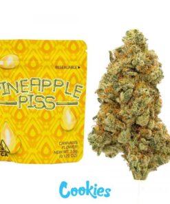 Pineapple Piss Lemonade Strain