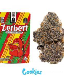Zerbert Strain Backpackboyz